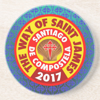 The Way of Saint James 2017 Coaster