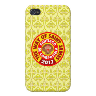 The Way of Saint James 2017 iPhone 4 Cover
