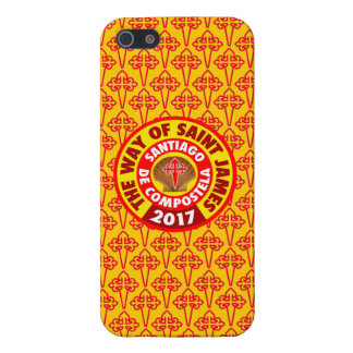 The Way of Saint James 2017 iPhone 5/5S Case