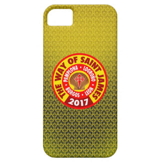 The Way of Saint James 2017 iPhone 5 Cover