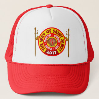 The Way of Saint James 2017 Trucker Hat