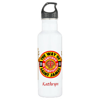 The Way of Saint James 2018 710 Ml Water Bottle