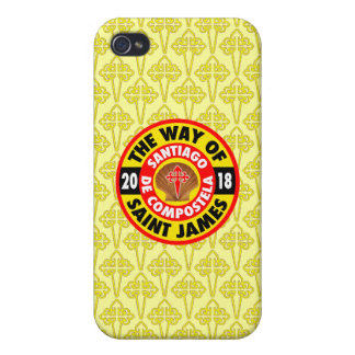 The Way of Saint James 2018 Case For iPhone 4