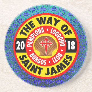 The Way of Saint James 2018 Coaster
