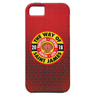 The Way of Saint James 2018 iPhone 5 Case
