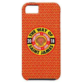 The Way of Saint James 2018 iPhone 5 Cases