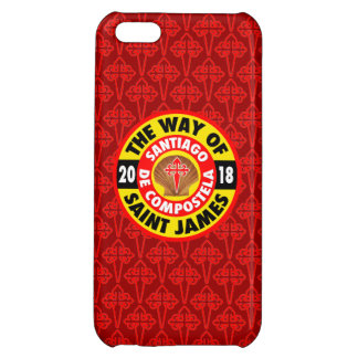 The Way of Saint James 2018 iPhone 5C Cover