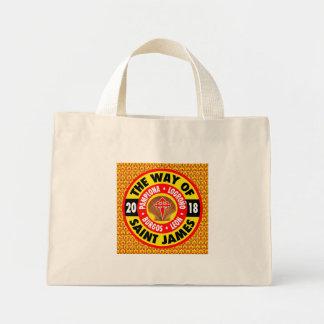 The Way of Saint James 2018 Mini Tote Bag