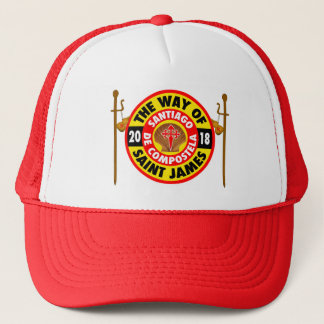 The Way of Saint James 2018 Trucker Hat