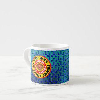 The Way of Saint James Espresso Mug