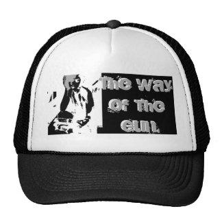 the way of the gun alternate punk trucker hat