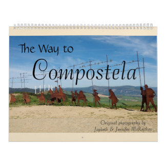 The Way to Compostela Calendar