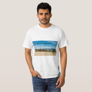 The Way to Compostela T-Shirt