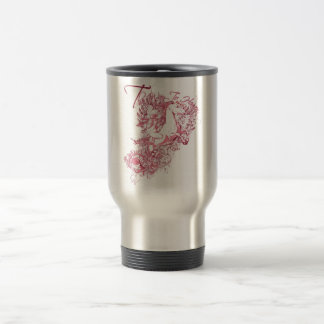 The Way to Heaven Stainless Steel Travel Mug