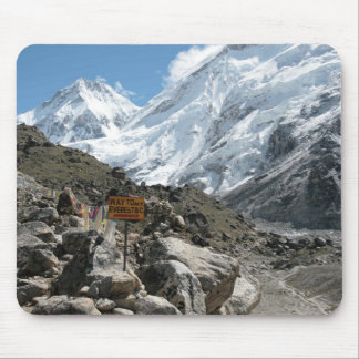 The way to Mount Everest Mouse Pad