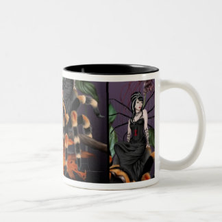 The Weaver - Spider Fairy Mug