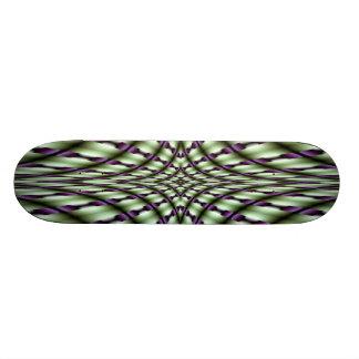 The Web 18.1 Cm Old School Skateboard Deck