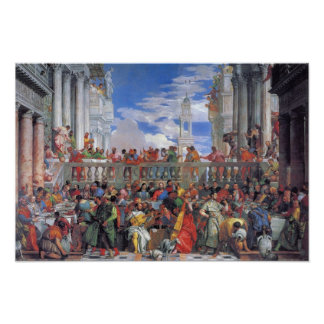 The Wedding at Cana Poster