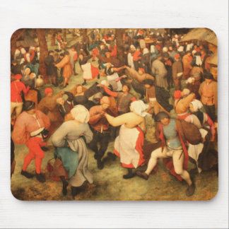 The Wedding Dance - 1566 Mouse Pad