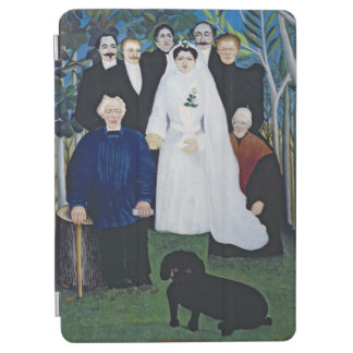 The wedding party, c.1905 iPad air cover