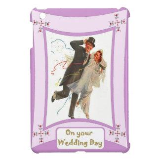 The wedding party iPad mini cases