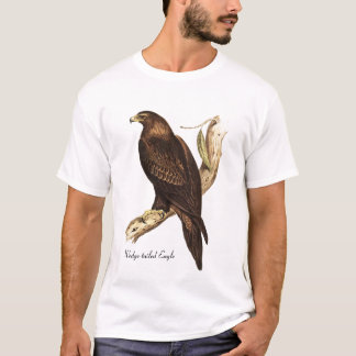 The Wedge Tailed Eagle. A Magnificent Bird of Prey T-Shirt