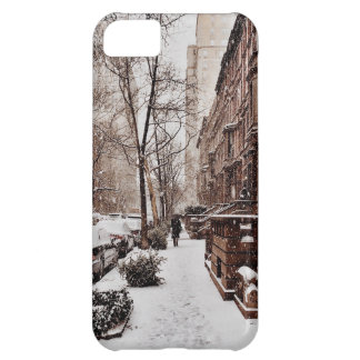 The Week After Christmas On The Upper West Side iPhone 5C Case