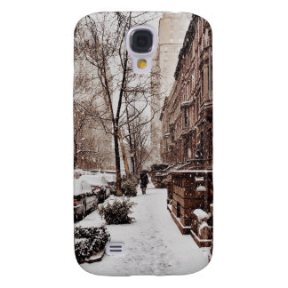 The Week After Christmas On The Upper West Side Samsung Galaxy S4 Cases