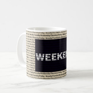 The Weekender Coffee Mug