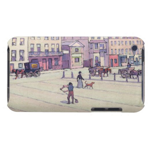 The Weigh House, Cumberland Market, c.1914 (oil on iPod Case-Mate Cases