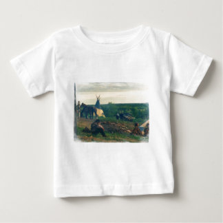 The Weight of Time Baby T-Shirt