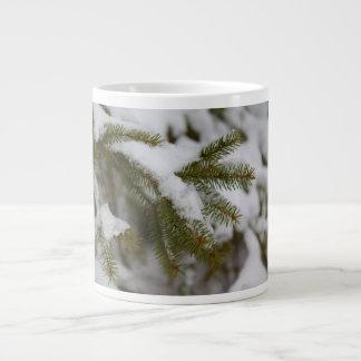 The Weight Of Winter Jumbo Mug