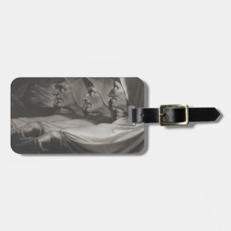 The Weird Sisters (Shakespeare, MacBeth) Luggage Tag