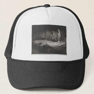 The Weird Sisters (Shakespeare, MacBeth) Trucker Hat