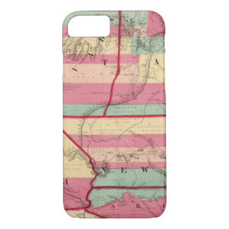 The West iPhone 7 Case
