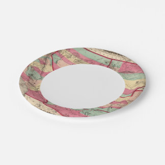 The West 7 Inch Paper Plate