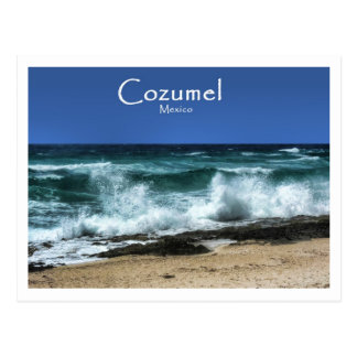The West Side of Cozumel Postcard