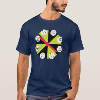 The Wheel of Prosperity T shirt