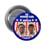 The Whining Team for America: Romney & Ryan Pins
