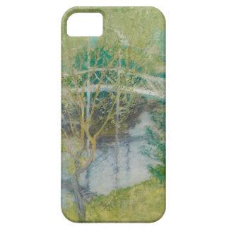 The White Bridge, c.1895 (oil on canvas) iPhone 5 Case
