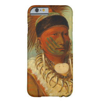 The White Cloud, Head Chief of the Iowas Barely There iPhone 6 Case