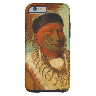 The White Cloud, Head Chief of the Iowas Tough iPhone 6 Case