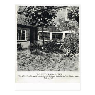 The White Hart, Hythe Postcard