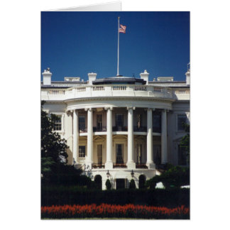 The White House Card