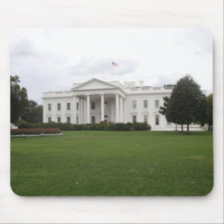 The White House mousepad