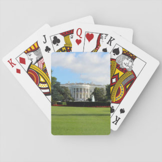 The White House Photo Playing Cards