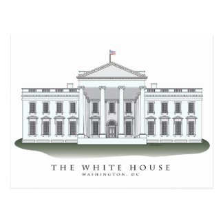 The White House Postcards