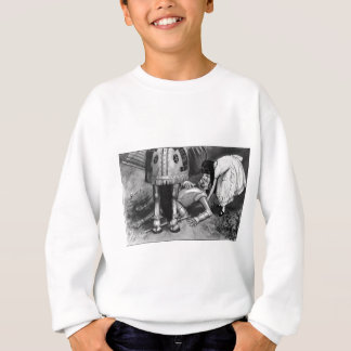 The White Knight Falls Sweatshirt