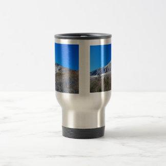 The White Mountains of New Hampshire Travel Mug