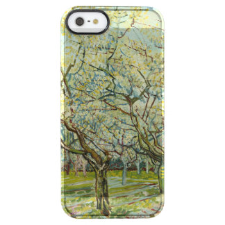 The white orchard by Vincent Van Gogh Clear iPhone SE/5/5s Case